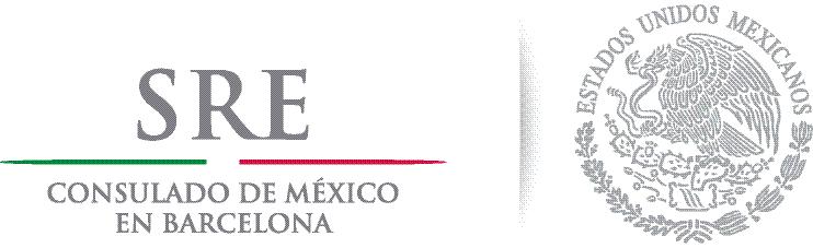 Consulado de México en Barcelona